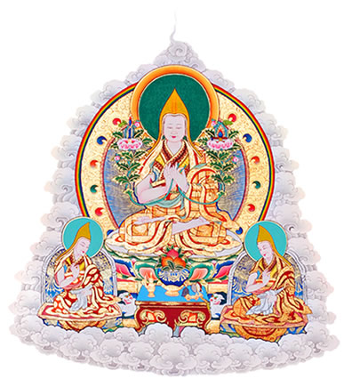 Название: lamatsongkhapa_home.jpg Просмотров: 1077  Размер: 58.1 Кб
