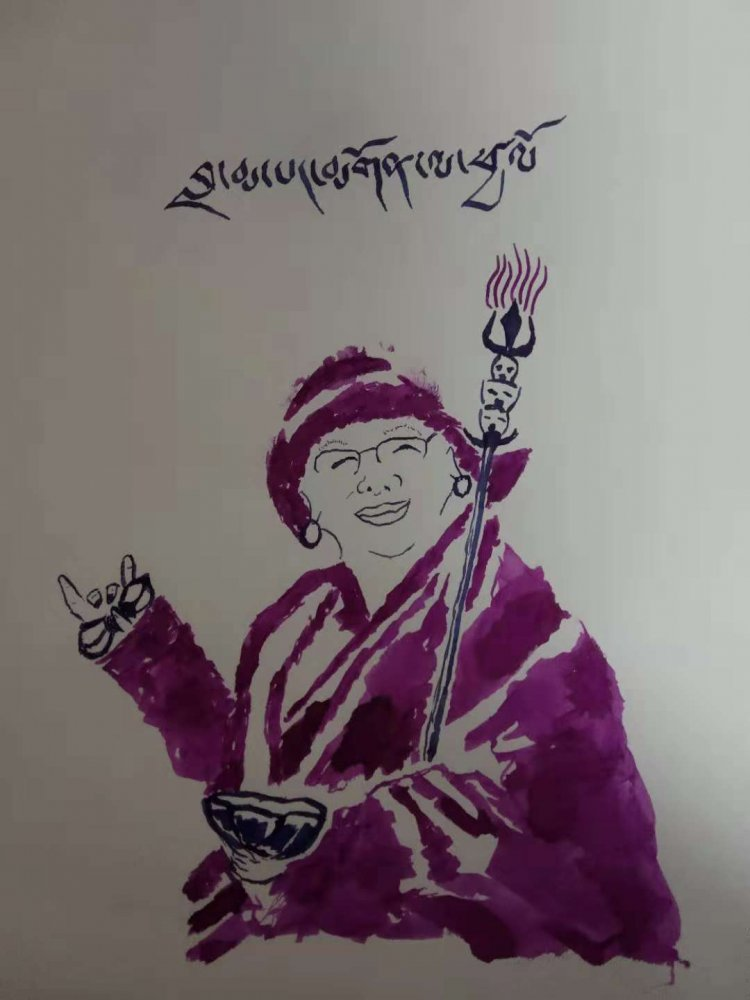 Название: Lama drawing.jpg Просмотров: 429  Размер: 67.8 Кб