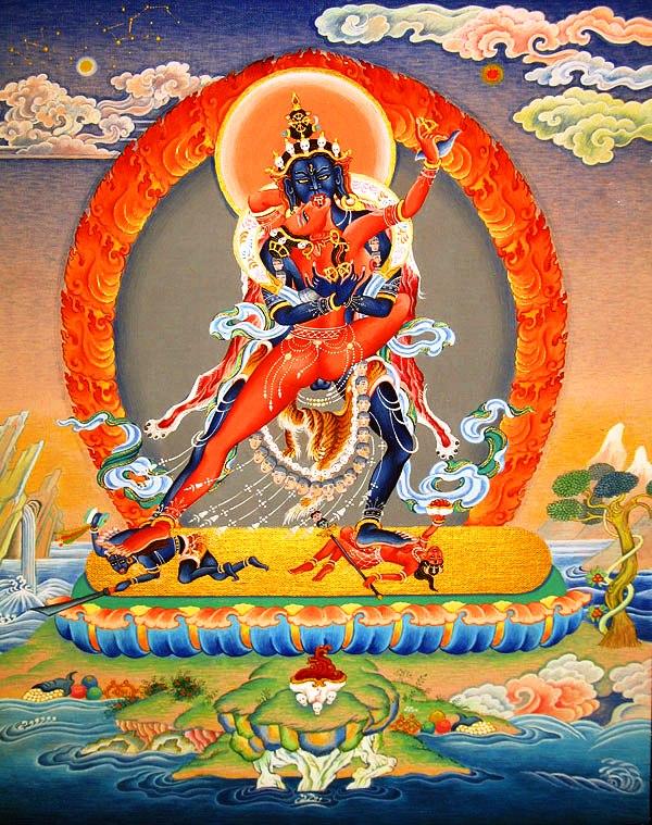 Название: Chakrasamvara.1.jpg Просмотров: 183  Размер: 181.5 Кб