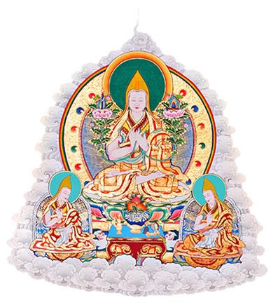 Название: lamatsongkhapa_home.jpg Просмотров: 1000  Размер: 58.1 Кб